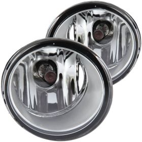 For 2009 2010 Toyota Corolla Crystal Clear Fog Lights with Switch Wiring Kit