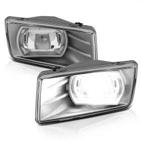 2007-2014 Chevy Silverado Tahoe Suburban Avalanche LED Driving Bumper Fog Lights