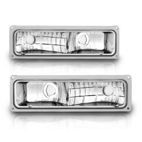 AmeriLite Pack/Signal Lights Euro For Chevy Full Size - Passenger and Driver Side