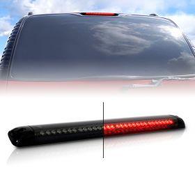 AmeriLite Smoke LED 3rd Brake Lights For Chevy Full Size / Blazer / Suburban : GMC Sierra / Yukon
