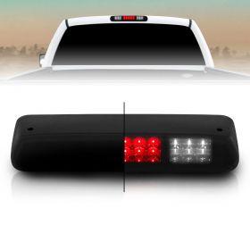 AmeriLite for 2004-2008 Ford F150 | 07-10 Explorer Sport | Lincoln Mark LT Full LED Smoke Rear Cargo 3rd Brake Light Center High Mount Stop Lamp