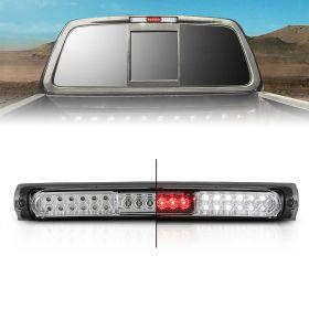AmeriLite Chrome LED 3rd Brake Lights For Ford F150