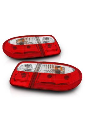 MBZ E CLASS W210 00-02 T.L G2  RED/CLEAR (W/O LED)