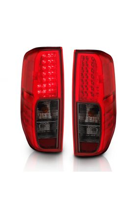 NISSAN FRONTIER 05-08  LED T.L RED/SMOKE