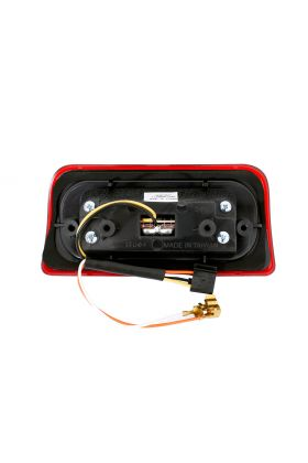 CHEVY S-10 / G.M.C SONOMA 94-04 L.E.D 3RD BRAKE LIGHT ALL RED(ONLY FOR STANDARD CAB MODEL)