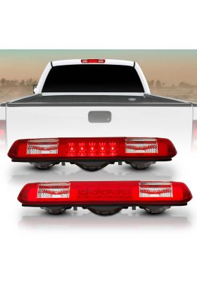 FORD F-150 04-08 3RD BRAKE LIGHT LED RED/CLEAR