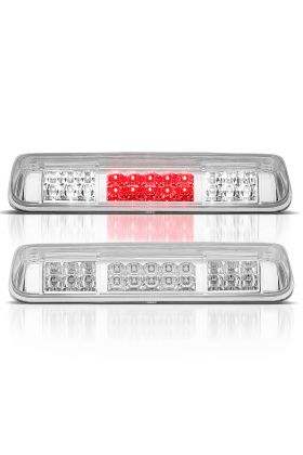FORD F150 04-08 LED 3RD BRAKE LIGHT G2 ALL CHROME