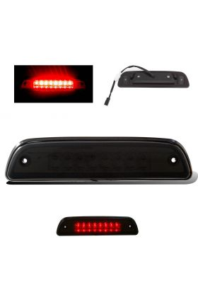 TOYOTA TACOMA 1995-2014 3RD BRAKE LIGHT LED G2 SMOKE