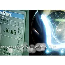Temperature & Humidity Test